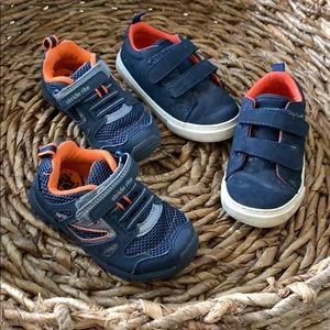 Stride rite & Baby Gap shoes